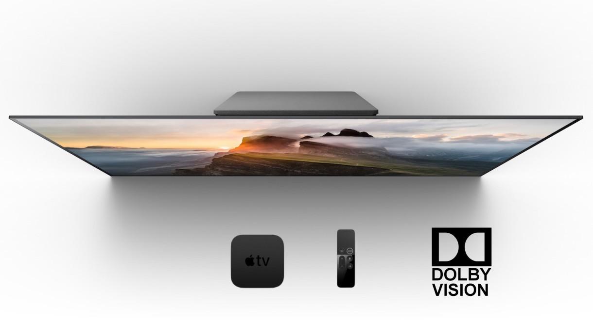 tvOS 11.3 permitirá reproducir contenidos Dolby Vision en los TVs Sony de 2017