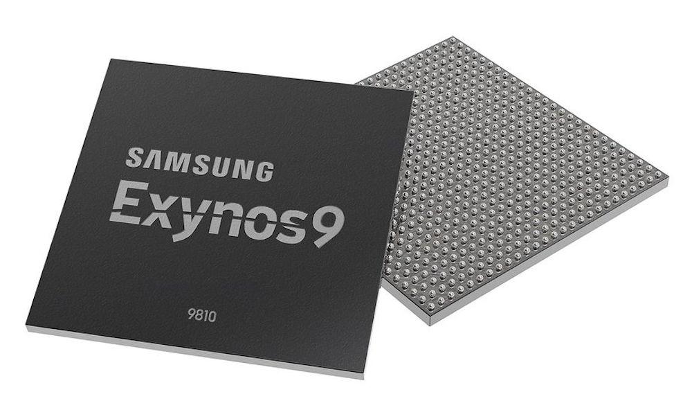 Samsung presenta su nuevo SoC Exynos 9810: motor del próximo Galaxy S9