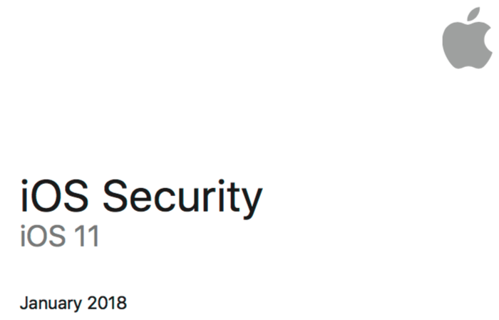 Seguridad iOS® 11