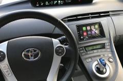 CarPlay vendrá de serie en los nuevos Toyota