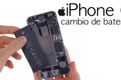 Apple amplía la sustitución de batería a todos los iPhone 6 y modelos posteriores