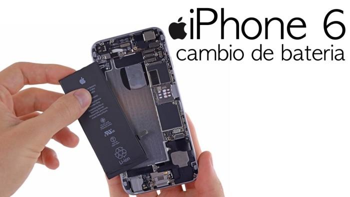 bateria iPhone® 6