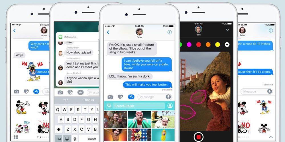 """La primera beta de iOS 11.3 nos trae por fin """"Mensajes en iCloud"""""""