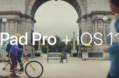 Apple publica dos nuevos spots publicitarios dedicados al iPad Pro