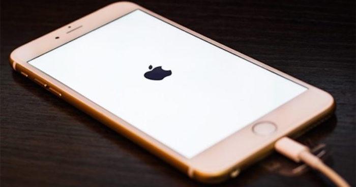 iPhone seis conectado