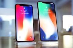 LG se apunta la pantalla del iPhone X Plus