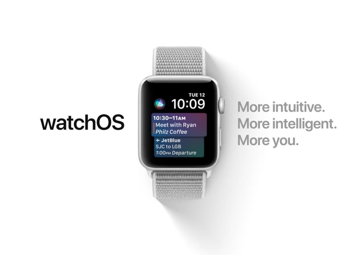 Estas son las principales novedades que veremos con la llegada de watchOS 4.3