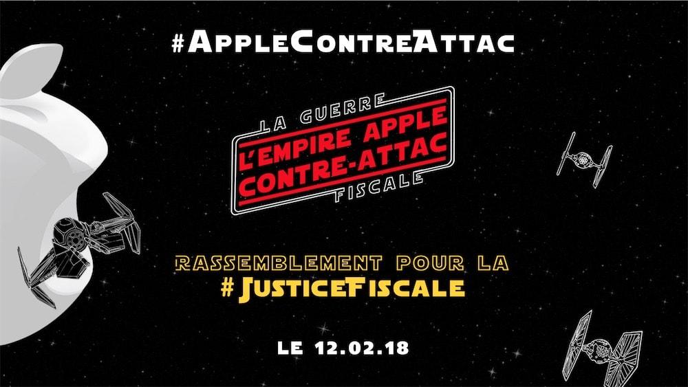Apple demanda al grupo activista que compara a la compañía con el Imperio de Star Wars