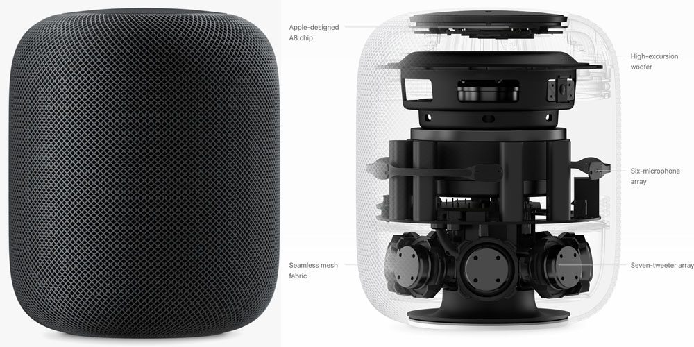 HomePod interior