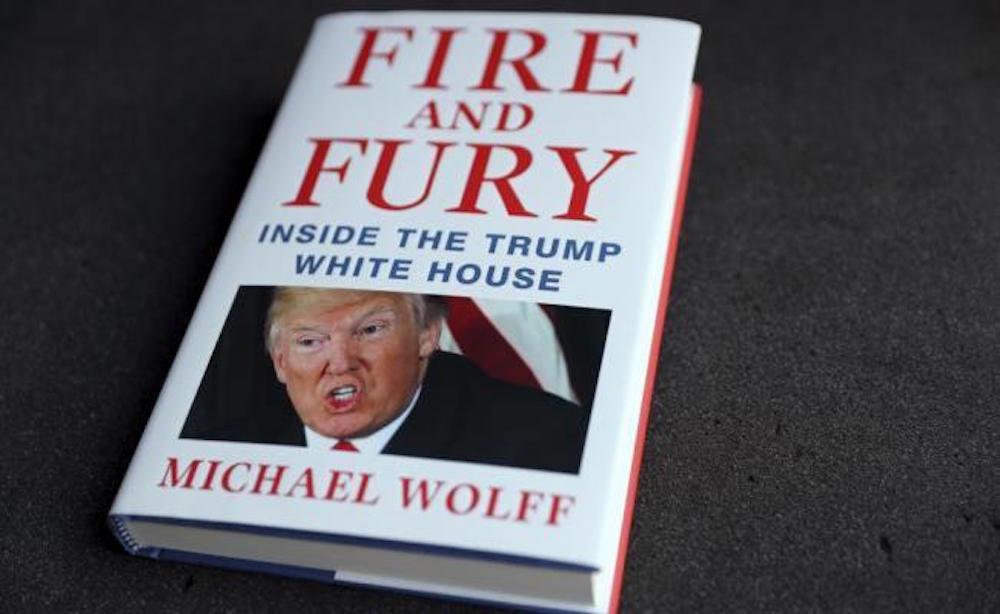 El azote de Trump ya está en la iBooks Store