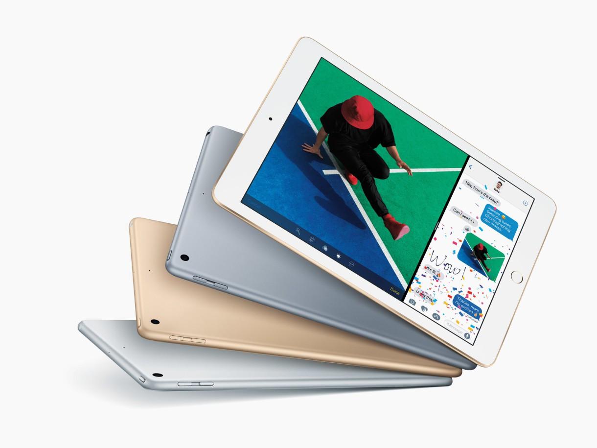 Todo un éxito. El iPad vende más en 2017 que Samsung y Amazon juntos