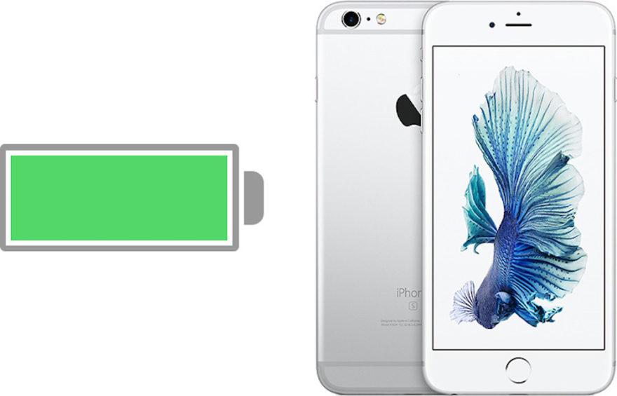Problema Baterías Iphone