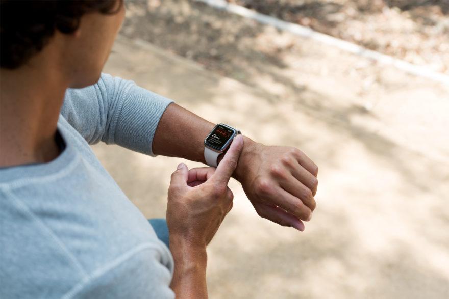 Apple Watch Ecg App Man On Apple Watch 12062018