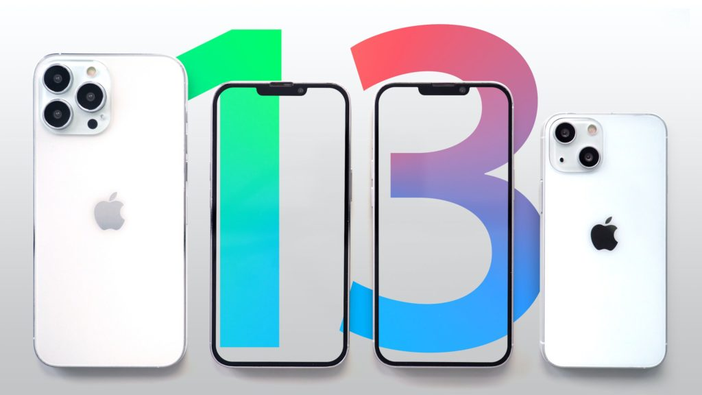 Iphone 13 Imaginado