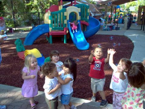 Habilidades del niño a los tres años