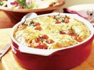 Receta para niños: Pastel de queso y espinacas