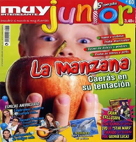Muy Junior la revista que acerca la ciencia a los peques