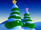 Poesía infantil: Pinos de Navidad