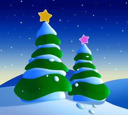 poesia infantil pinos de navidad