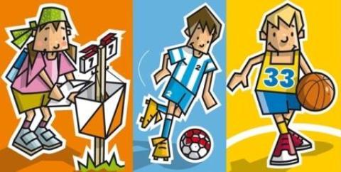 los beneficios del deporte en los niños