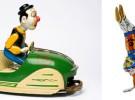 Una exposición en Madrid reúne los mejores juguetes de circo