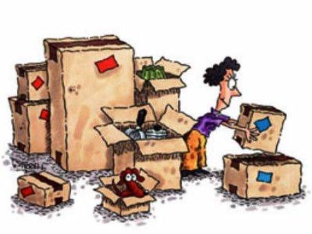 ayudar al niño a superar el cambio de domicilio