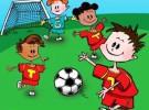 El deporte en los niños según su edad