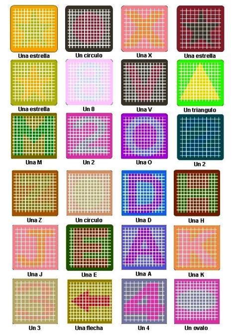 test para comprobar si tu hijo es daltónico