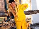 Carnaval: Disfraz casero de león