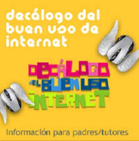 Chavales, prácticas seguras en internet