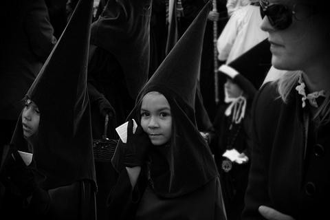 Viajar con niños: Semana Santa en Jerez de la Frontera