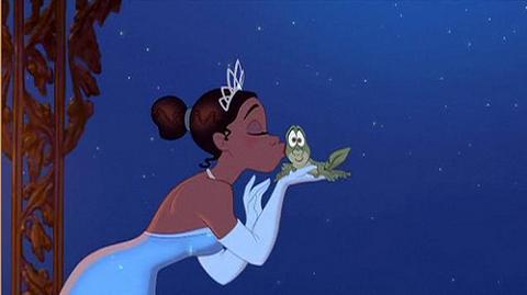 Hoy se estrena la última película de Disney, Tiana y el sapo