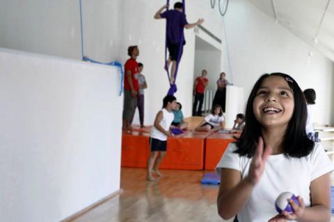 talleres de circo y magia para niños en madrid