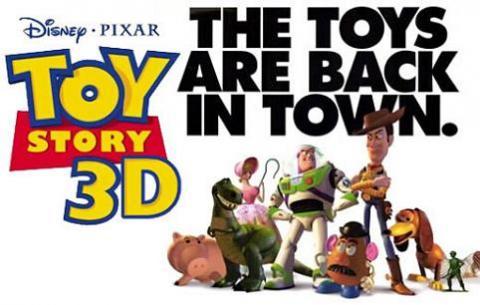 En junio se estrena Toy Story 3 y hay nuevo tráiler