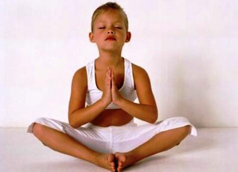 el yoga y los niños
