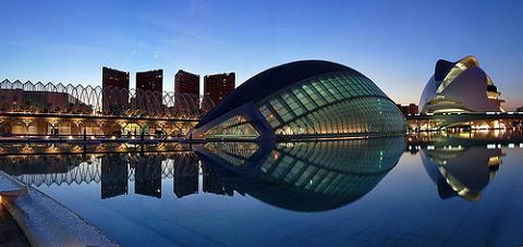 Pasa una noche en el Museo de las Ciencias de Valencia