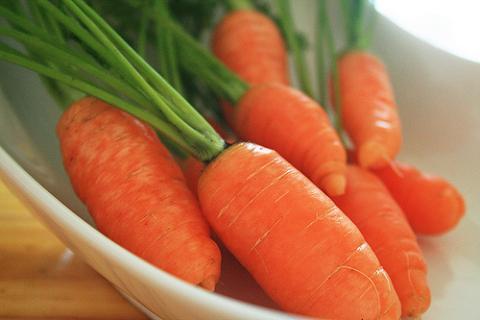 Las verduras más aceptadas son al vapor o hervidas