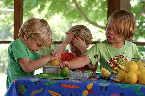 Una fiesta diferente: Clases de cocina en casa para niños y niñas