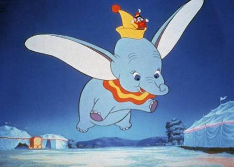 Dumbo cumple 70 años