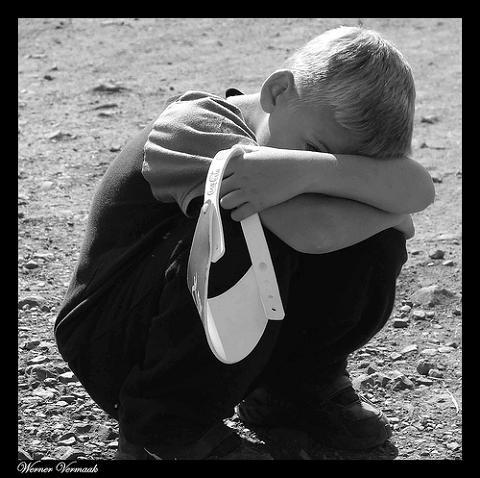 Los niños también tienen depresión mayor