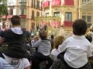 Los niños, los verdaderos protagonistas del Domingo de Ramos