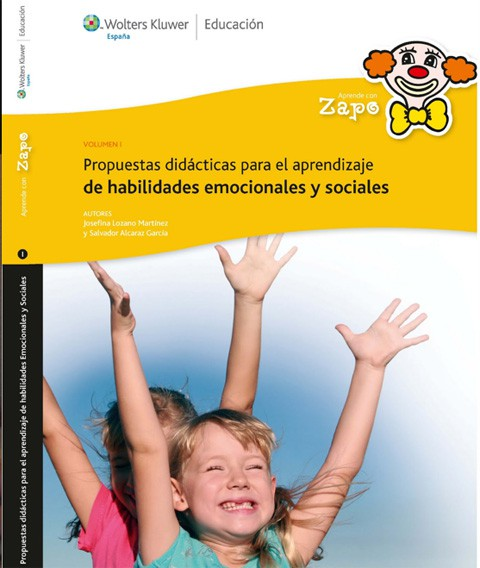 Aprende con Zapo, un libro para niños autistas