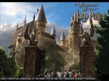 Nuevo parque temático dedicado a Harry Potter
