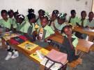 El lunes los niños haitianos vuelven al cole