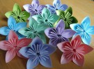 Ideas para el Día de la Madre: Flores de papel