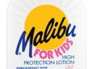Malibu Kids, nuevo protector solar para tus hijos