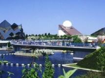 Viajar con niños: Parque temático Futuroscope
