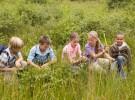 Aumentando las defensas de los niños de forma natural