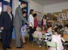 Niños asturianos entrevistan al Príncipe de Asturias