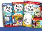 Revista para peques con actividades de Juan y Tolola